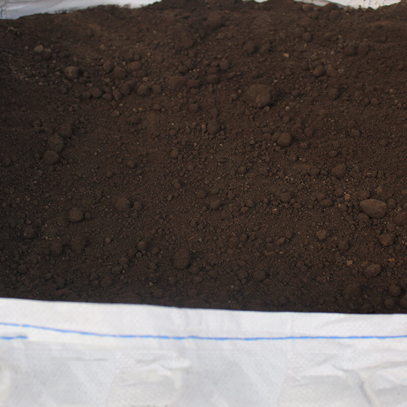 Landscape top soil